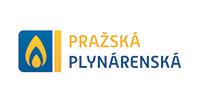 Logo Pražská plynárenská