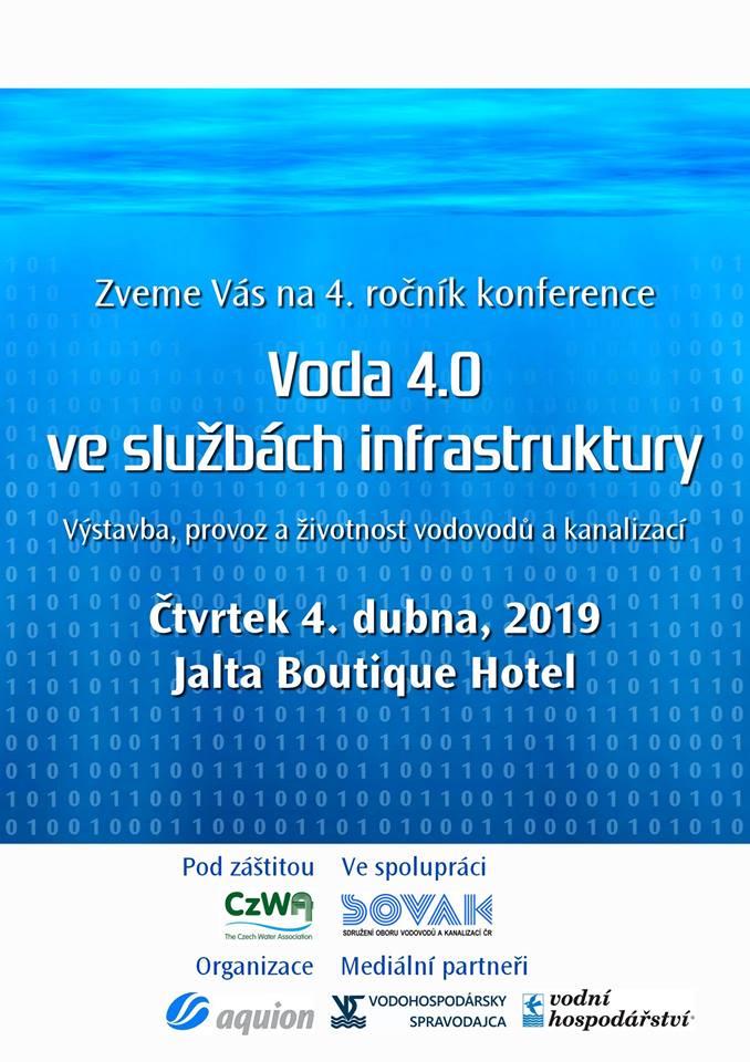 Konference Voda 4.0