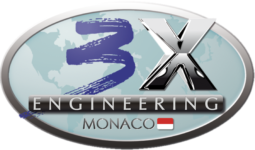 Logo 3X Engineering