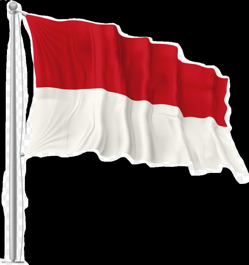 Vlajka monackého knížectví