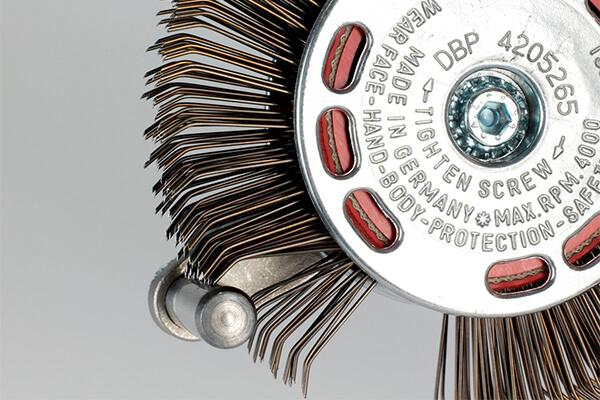 Bristle Blaster Detail
